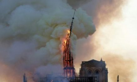 Google: AI Made 'Wrong Call,' Flagged Video of Notre-Dame Fire as 9/11 Conspiracy