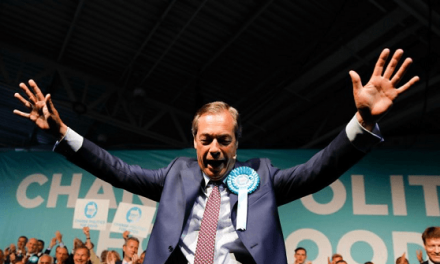 Farage on What's at Stake: 'Democracy, it's Quite Simple Really'