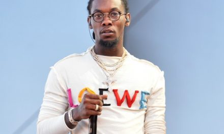 Rapper Offset Says Strict Abortion Laws Are 'Slavery'