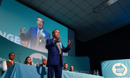 Brexit Party: 'Left Wing Mainstream Media' Is in Denial Over EU Elections