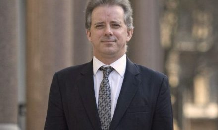 Report: Christopher Steele Refuses to Cooperate with DOJ Investigation