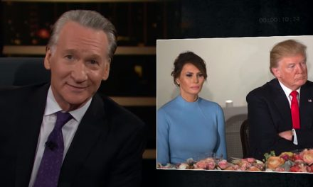 WATCH: Bill Maher says Melania should Dump Trump for another man, 'especially if' he 'is Mexican'
