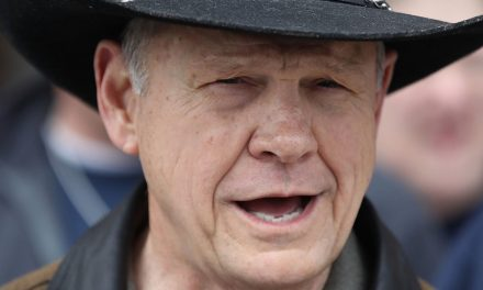 Roy Moore 'strongly considering' a second Alabama Senate bid — whether GOP likes it or not
