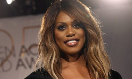 Trans actress Laverne Cox tells graduating class that abortion rights aren't just women's rights — they're trans men's rights, too
