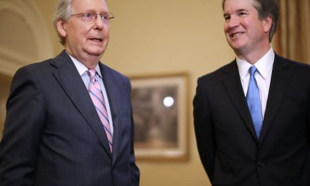 Mitch McConnell infuriates Democrats by saying he would fill a Supreme Court vacancy in 2020