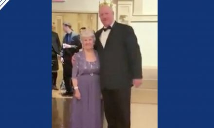 97-year-old woman attends her first prom — and she's crowned prom queen