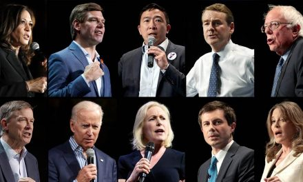 Watch live: Democratic Primary Debate with NBC News