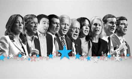 Candidates slam Trump at Democratic debate, but fight over racial issues, health care