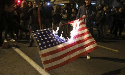'Burn that rag!' Activists to desecrate the flag at Trump July Fourth rally