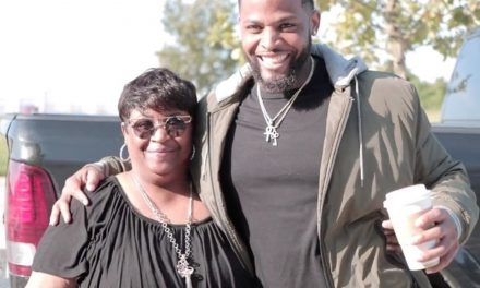 Baltimore Ravens star who came 'from the bottom' buys his mom a brand-new home