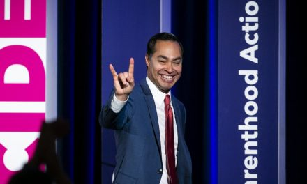 Julian Castro calls for federal funding for transgender female abortions and 'reproductive justice'