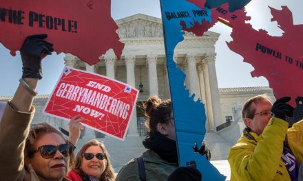 BREAKING: Supreme Court rules that federal courts have no authority to end or review gerrymandering