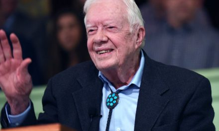 Jimmy Carter says he doesn't believe Trump really won the 2016 election