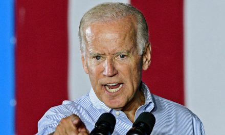 Biden warns Democratic rivals he's got 'all this information about other people's pasts'