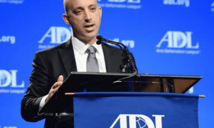 Anti-Defamation League CEO Accuses Trump of 'Using Jews as a Shield'   Breitbart