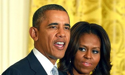 Michelle Obama on Presidency: 'If a Black Guy Can Do It, Anybody Can'