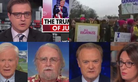Compare this montage of media's astonishing doomsday hysteria to the actual July 4th event in D.C.