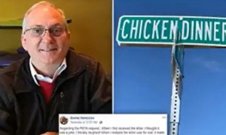 'NO WAY, NO CHANCE': Idaho mayor responds to PETA's request for road to be renamed