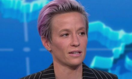 Megan Rapinoe says her national anthem protests are 'uniquely American' and all about 'standing up for yourself and other people'