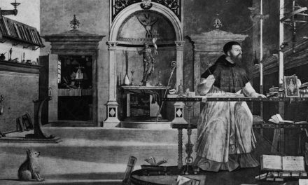 Facebook bans quotation by St. Augustine of Hippo and calls it 'hate speech,' Catholic writer says