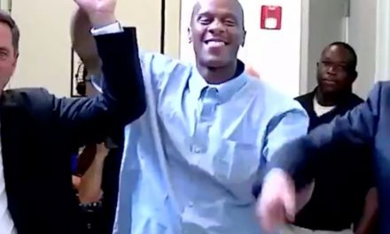 Man jailed for nearly 30 years is free after judge rules that he is innocent in a 1991 murder. His response is incredible.