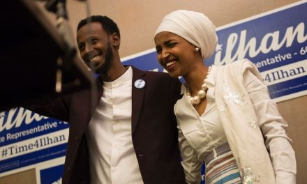 Rep. Ilhan Omar has split with current husband, report claims