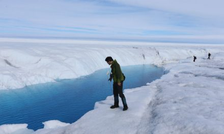 Greenland's ice wasn't supposed to melt like last week until 2070
