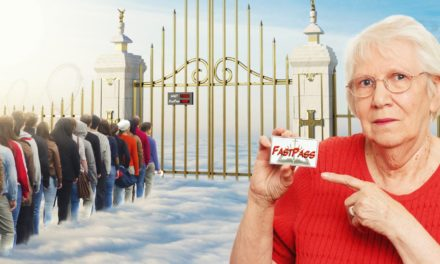 Church Nursery Workers To Be Awarded Heaven FastPass