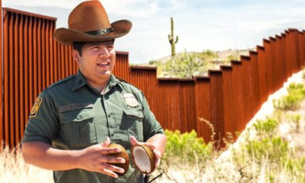 Border Patrol Loses Horse Privileges, Must Now Bang Two Empty Halves Of Coconuts Together