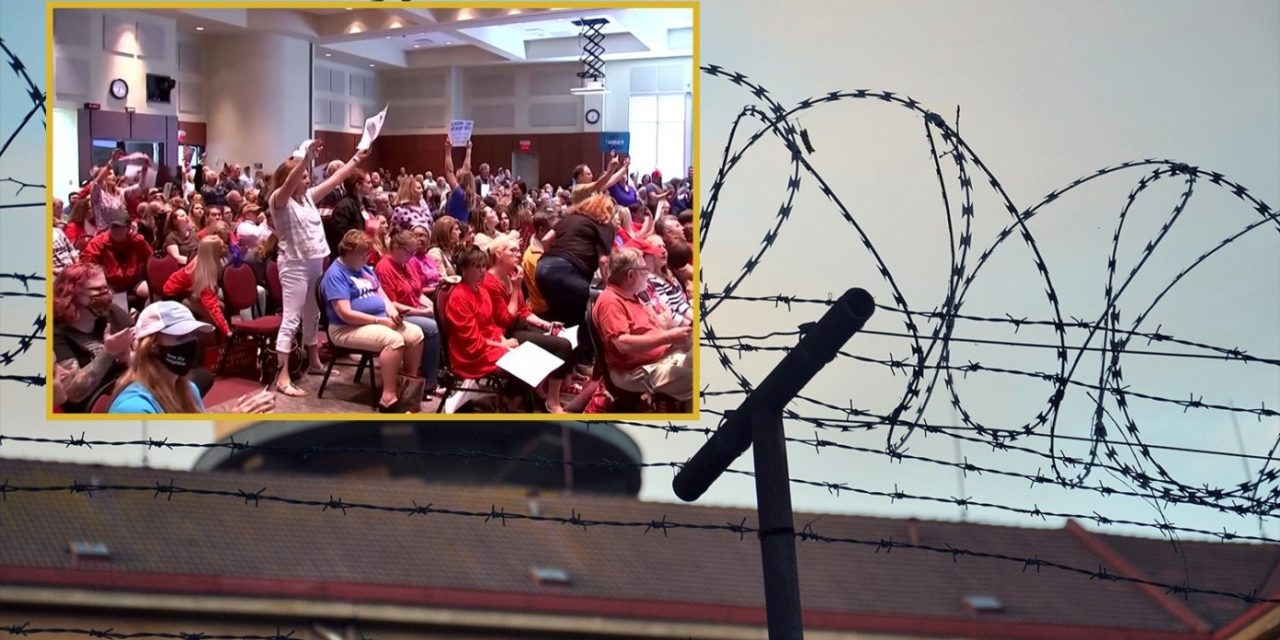 Terrorists Released From Guantanamo Bay To Make Room For Parents Who Protested At School Board Meetings