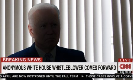 White House Whistleblower Claims Strangers Drag Him From Place to Place and Make Him Sign Papers and Read Words on Monitors and He Hardly Gets Any Ice Cream [SATIRE!]