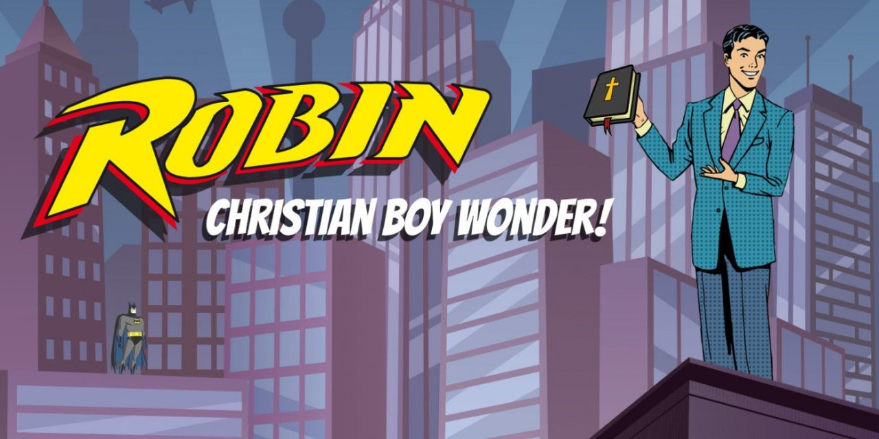 For Sake Of Diversity, DC Introduces Straight Christian Robin