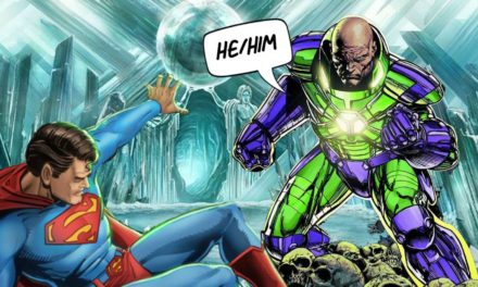 Instead Of Kryptonite, New LGBTQ+ Superman Will Be Crippled By Anyone Using Wrong Pronouns