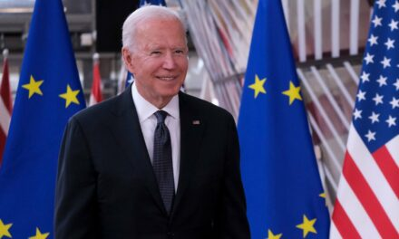 Biden Promises He Will Stop Being A Bad President If Everyone Gets Vaccinated