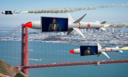 Terrifying New Chinese Missile Will Fly Over U.S. Playing Dave Chappelle Special