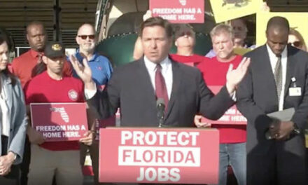 BREAKING: Gov DeSantis to call legislative special session to protect Floridians from vaccine mandates
