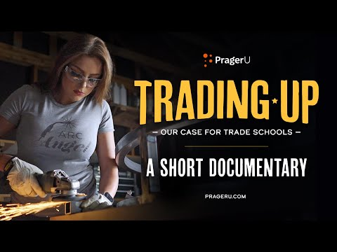 COMING SOON: Trading Up — A Short Documentary