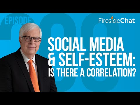 Fireside Chat Ep. 208 — Social Media and Self-Esteem: Is There a Correlation?