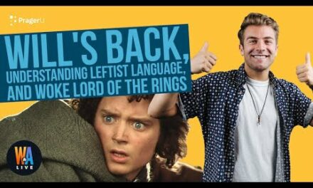 Will's BACK, Understanding Leftist Language, & Woke Lord of the Rings: Will & Amala LIVE