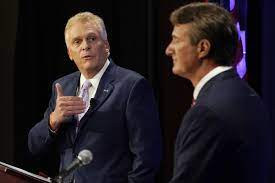 Crime second only to economy as issue in Virginia race